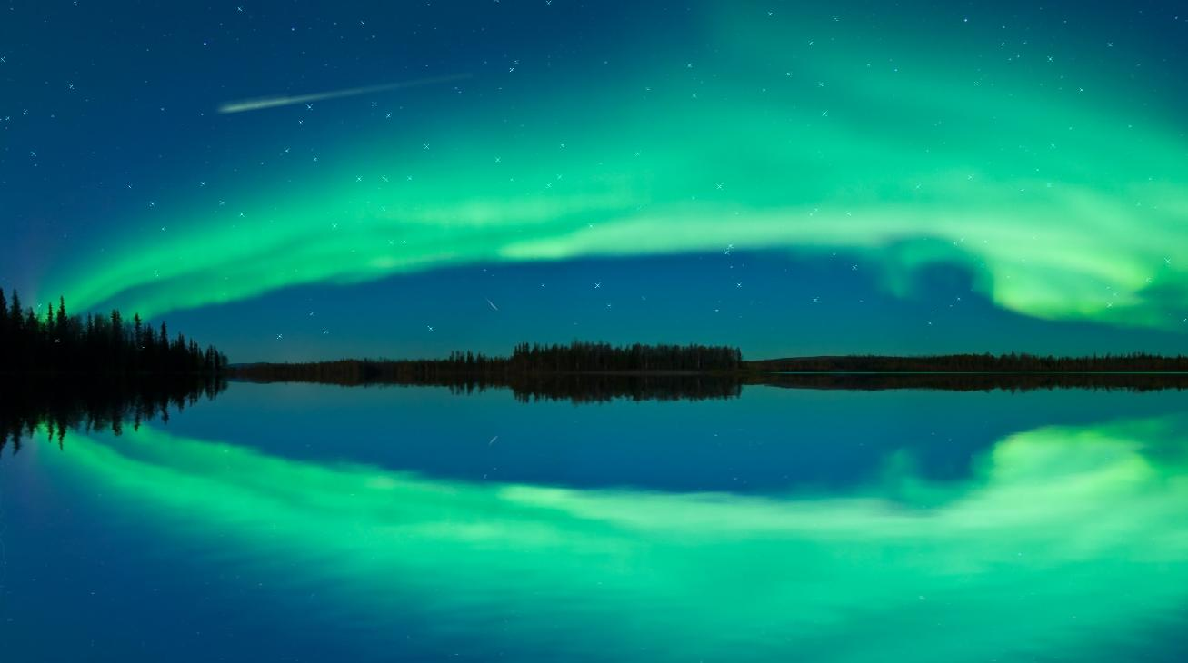 Butterfly Wallpaper For Desktop With Animation Download Beautiful Aurora Boreal Animated Wallpaper