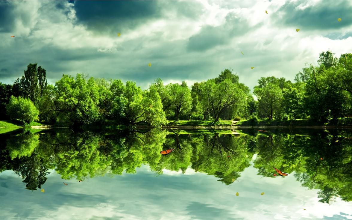 Animated Wallpaper For Laptop Windows 7 Download Beautiful Lakes Animated Wallpaper