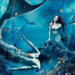 Beautiful Mermaids Animated Wallpaper