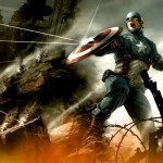 Captain America Animated Wallpaper