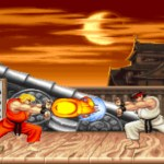Street Fighter II Animated Wallpaper