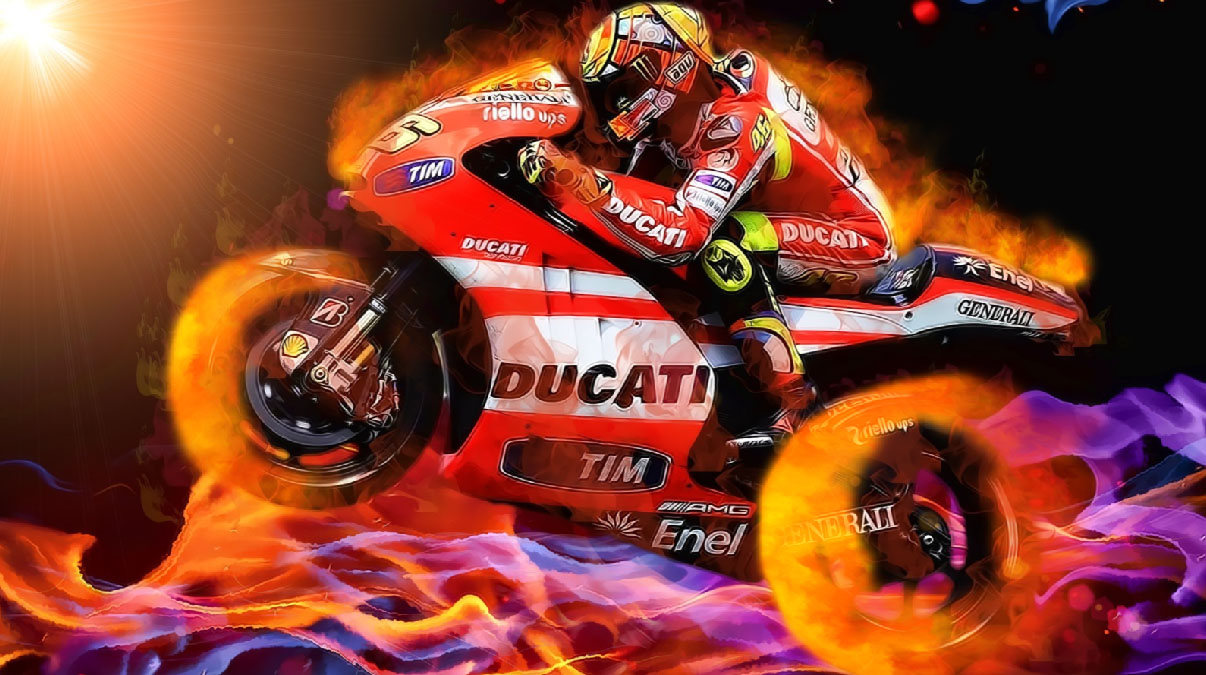 Horror Animated Wallpapers For Pc Moto Gp Animated Wallpaper Desktopanimated Com