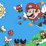 Super Mario Animated Wallpaper