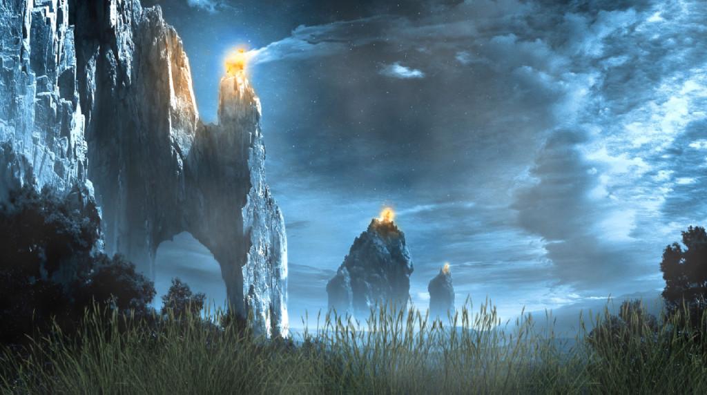 3d Animated Horror Wallpaper Epic Lands Animated Wallpaper Desktopanimated Com