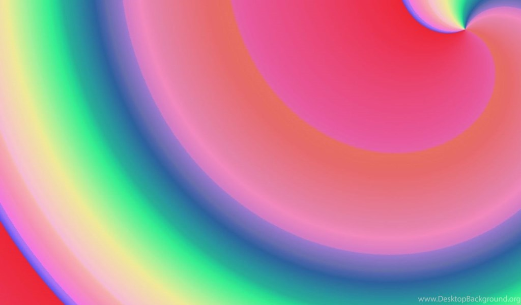 Free Left Rainbow Backgrounds For PowerPoint Colors PPT Templates - rainbow powerpoint