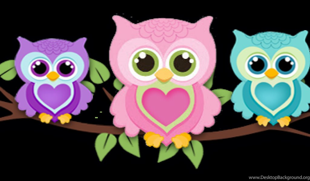 Hd Live Wallpaper For Tablet Three Cute Owl Wallpapers For Iphone Desktop Background