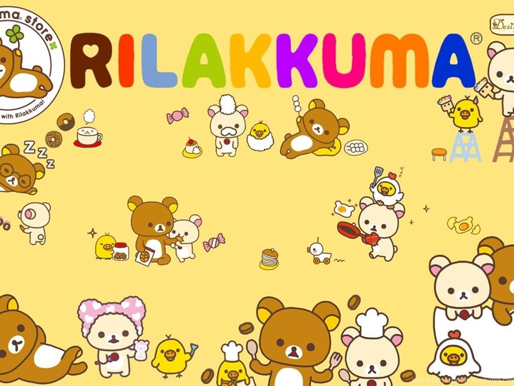 Rilakkuma Wallpaper Iphone 4 Related To Rilakkuma Honey 114 Hd Wallpapers Desktop