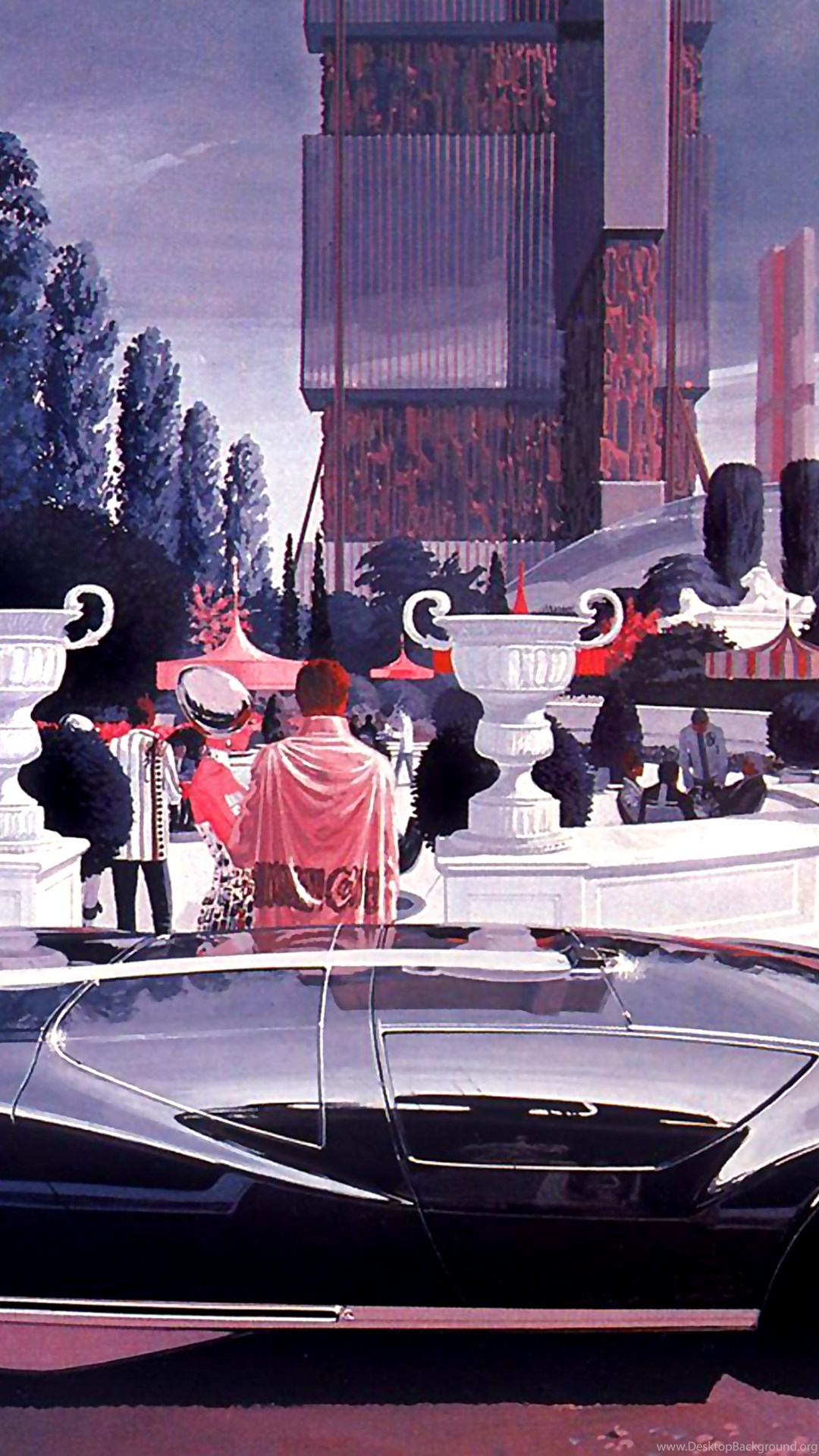 Car Wallpapers For Android Tablet Wallpapers By Syd Mead Wallpapers Abyss Desktop Background