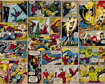 Pins For: Marvel Comic Book Wallpapers From Pinterest Desktop Background