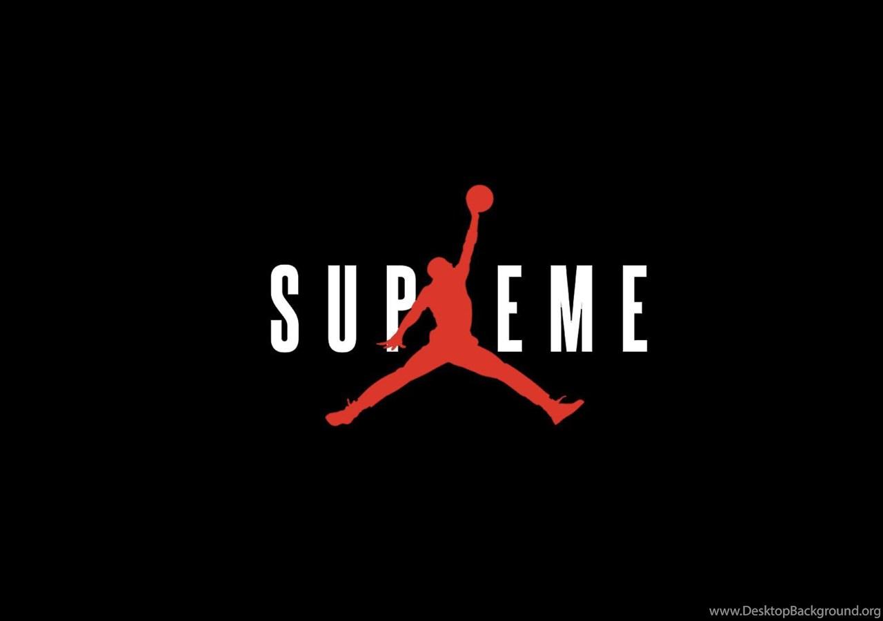 Iphone 6 Lock Screen Wallpaper Girl Supreme X Jordan Wallpapers Streetwear Desktop Background