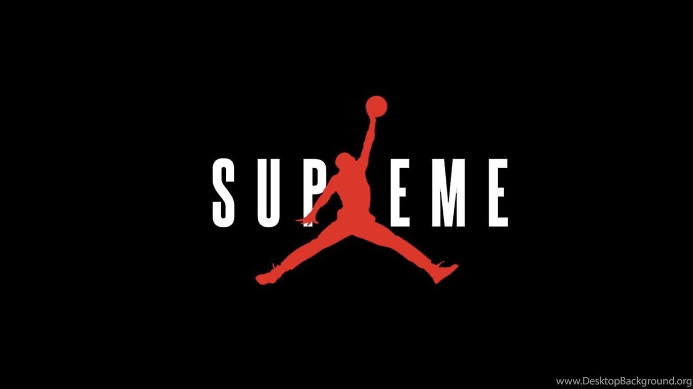 Bryson Tiller Wallpaper Iphone Supreme X Jordan Wallpapers Streetwear Desktop Background