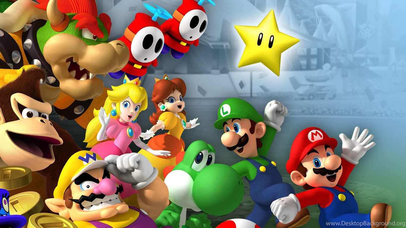 Space Hd Wallpapers 1080p Game Wallpaper Mario And Luigi 1080p Wallpapers For Hd