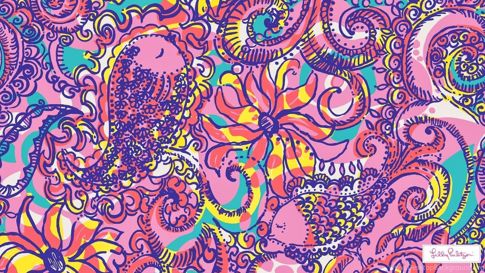 Lilly Iphone Wallpaper Lilly Pulitzer Patterns Flamingo Wallpaper Desktop Background