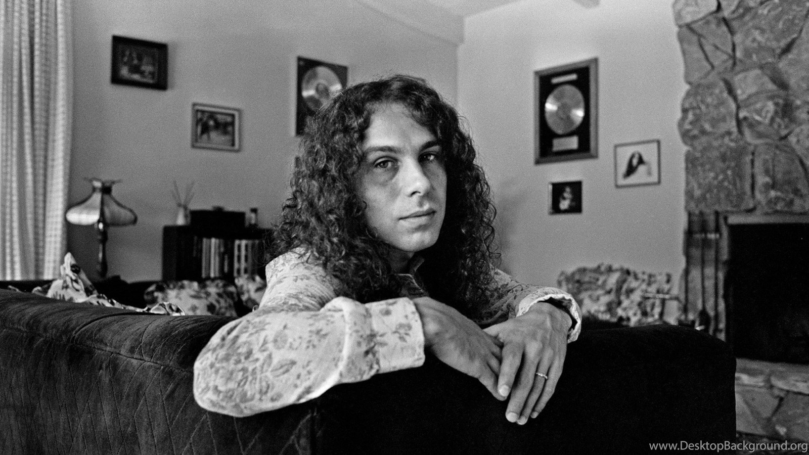 Hd Wallpapers Rock Bands Ronnie James Dio Heavy Metal Ju Wallpapers Desktop Background