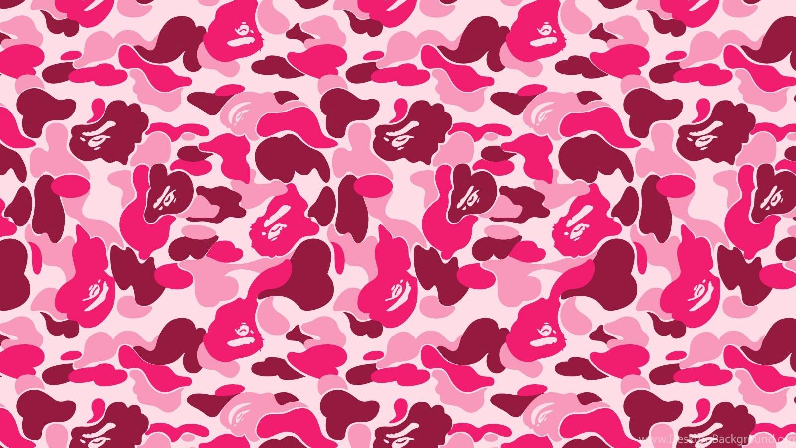 Iphone 3gs Wallpaper Hd 1000 Images About Bape Camo Wallpaper Desktop Pink Jpg