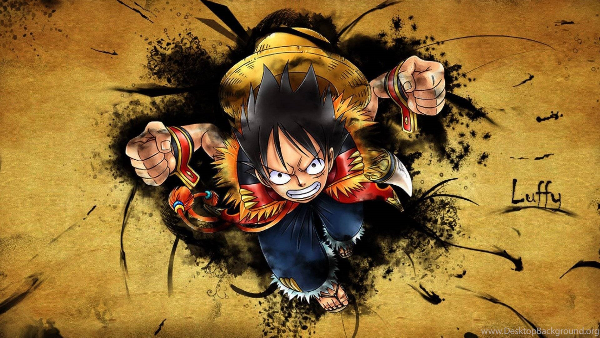 Anime Ipod Wallpapers One Piece Luffy Wallpapers High Quality 10826 Hd