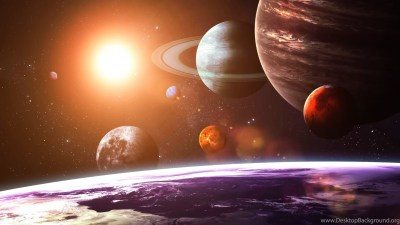 HD Solar System Planets Astronomy Desktop Wallpapers ... Desktop Background