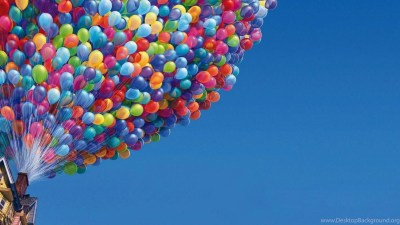 House With Balloons Up Pixar Cartoons Up HD Wallpapers ...