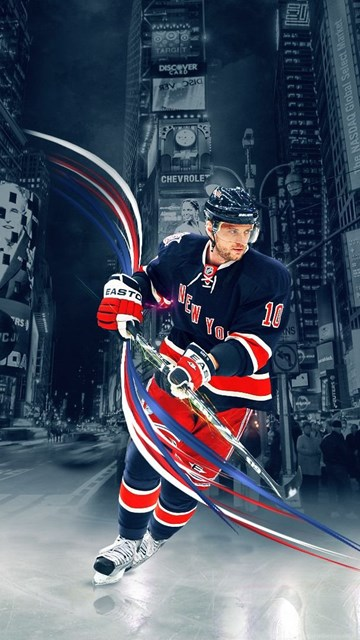 Nhl New York Rangers Hockey Player Wallpapers Hd Free