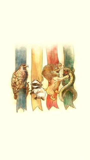 Hufflepuff Wallpaper Iphone Hogwarts Houses Harry Potter Wallpapers Artistic