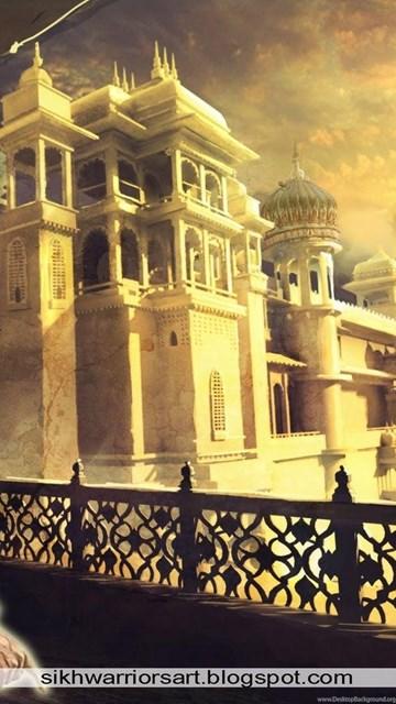 Sikh Wallpapers Hd For Iphone 5 Sikh Warriors Guru Gobind Singh Ji Hd Wallpaper