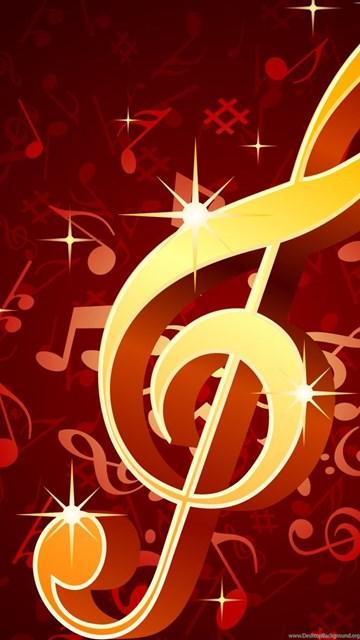 Music Notes Backgrounds PPT Backgrounds Desktop Background