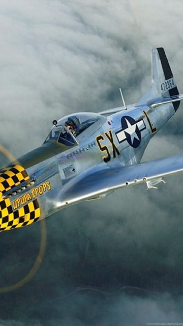 High Quality P 51 Mustang Wallpapers Desktop Background