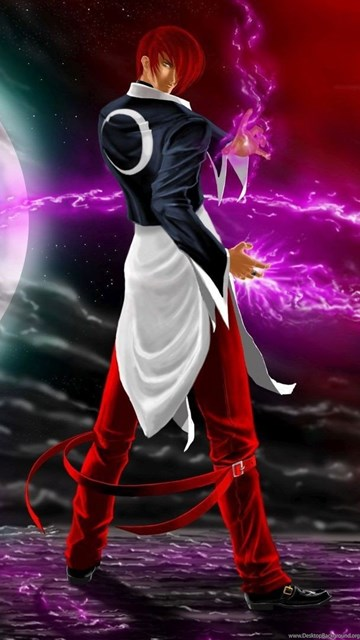 Ipod Touch 5 Wallpaper Hd Iori Yagami The King Of Fighters Game Wallpapers 1920x1080