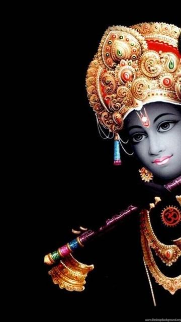 Orchid Iphone Wallpaper Lord Krishna Hd Wallpapers Download Desktop Background