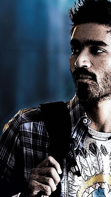 Dhanush South Actor Full High Definition Wallpapers Free Download ... Desktop Background