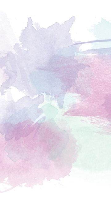 Quotes Iphone Wallpaper Hd Pink Lavender Mint Watercolour Brushstrokes Desktop