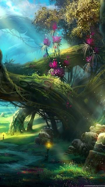 Wallpapers Hd Iphone 4s Mystical Hd Wallpapers Desktop Background