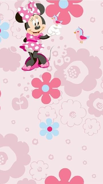 Orange Wallpaper Hd Iphone Wallpapers Minnie Mouse Desktop Background