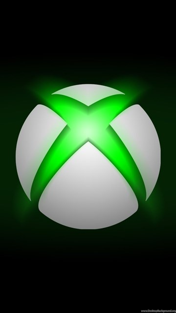 Ipad Mini Wallpaper Hd Dark Glowy Xbox Logo Wallpapers By Lukeinatordude On