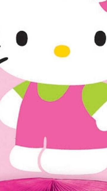 Orchid Iphone Wallpaper Gambar Pink Hello Kitty Clipart Best Desktop Background