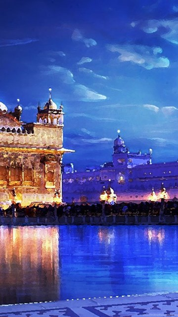 Free 480x800 3d Wallpapers Download Free Hd Golden Temple Wallpapers Sachkhand