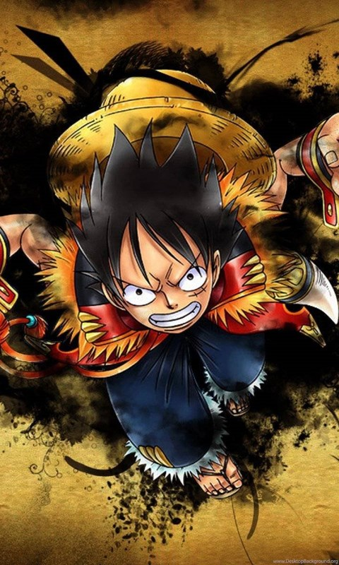 3d Wallpaper For Iphone 3gs One Piece Luffy Wallpapers High Quality 10826 Hd