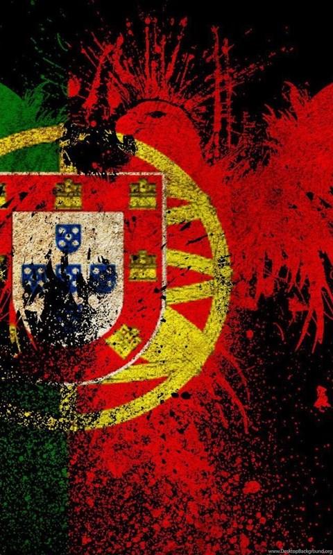 Wallpaper Iphone X Black Flag Of Portugal Wallpapers Digital Art Wallpapers Desktop
