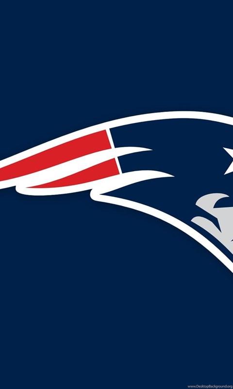 New England Patriots Iphone X Wallpaper Free Download Of New England Patriots Logo Blue