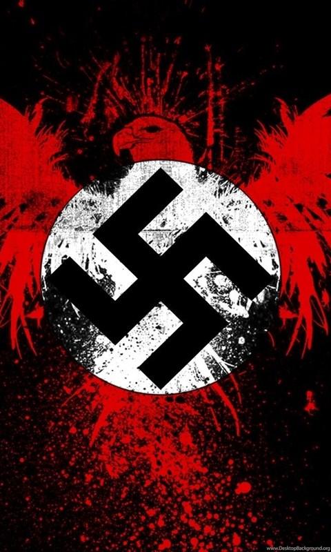 Cartoon Wallpapers For Iphone X Wallpapers Hitler Flag Nazi 2 1920x1080 Desktop Background