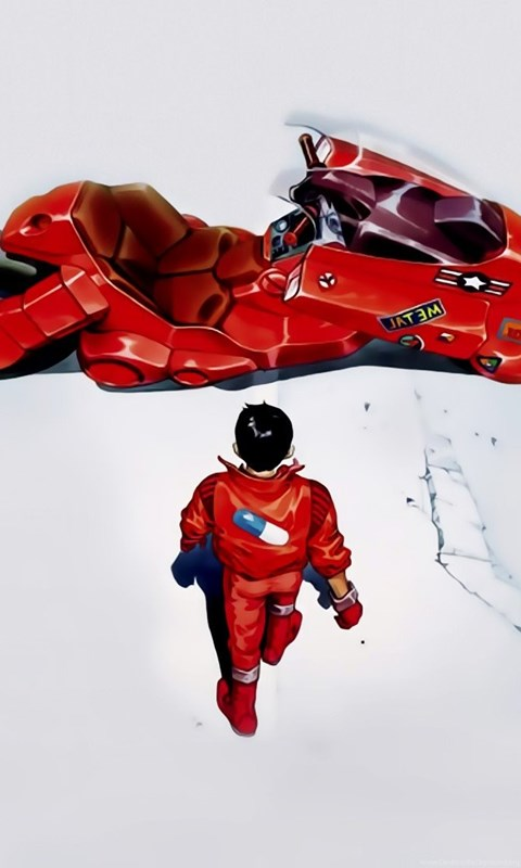 Iphone 4s Anime Wallpaper Kaneda Anime Akira Wallpapers Hd Desktop And Mobile