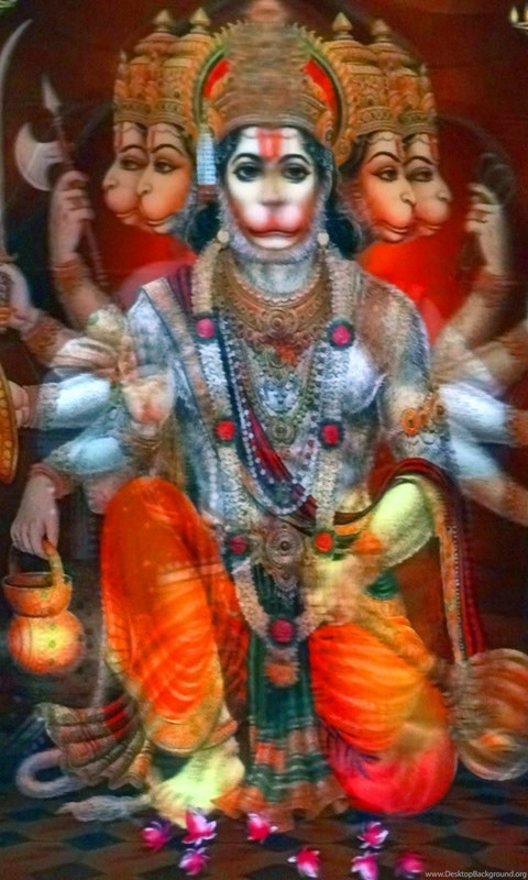 3d Touch Wallpaper For Android Hindu God Hanuman Hd Wallpapers Free Download Desktop