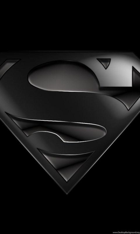 Iphone 5 Superman Wallpaper Superman Logo Wallpapers Hd Desktop Background