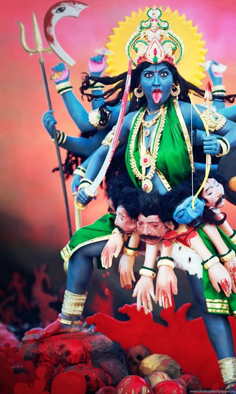 Iphone 4s Wallpaper Hd Download Angry Maa Bhadrakali Nice Hd Wallpapers For Free Download