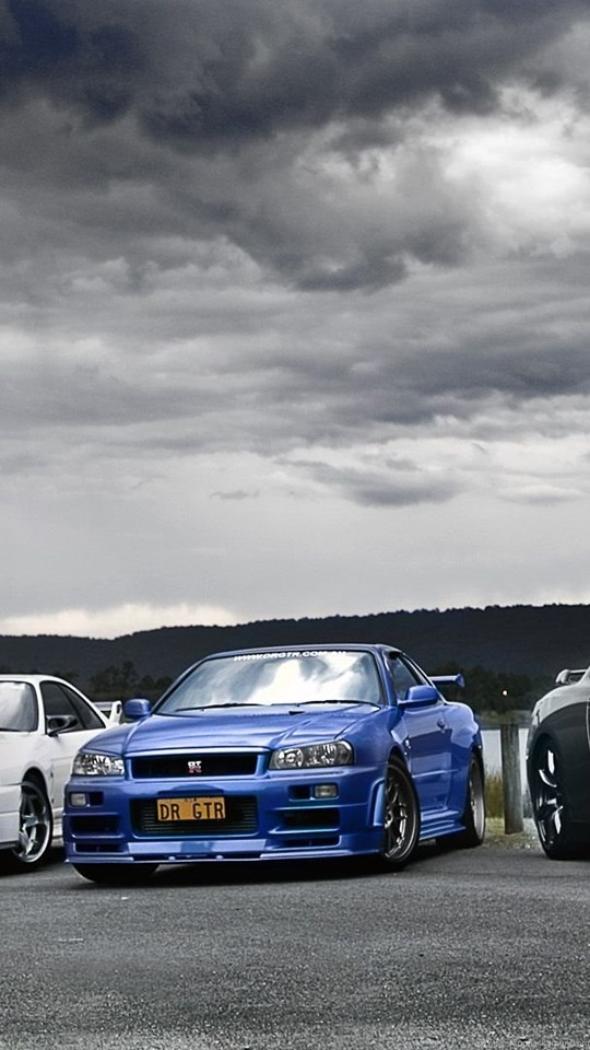 Fast And Furious 5 Cars Hd Wallpapers Nissan Skyline R34 2 Fast 2 Furious Wallpaper Desktop