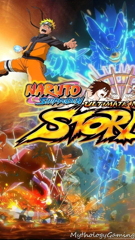 Hd Wallpapers For Mobile Free Download 480x800 Naruto Shippuden Ultimate Ninja Storm 4 Wallpapers