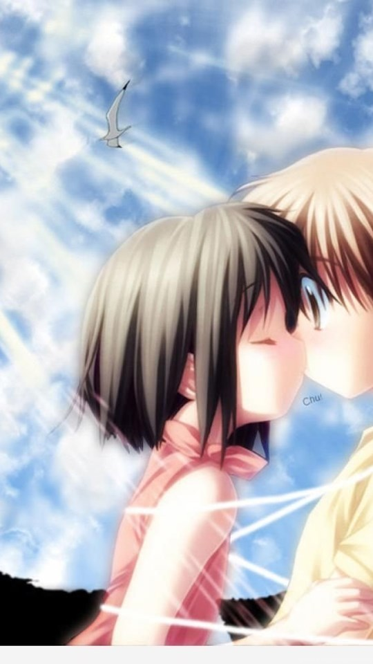Love Couple Quotes Wallpaper Download Size 360x640 Cute Love Couple