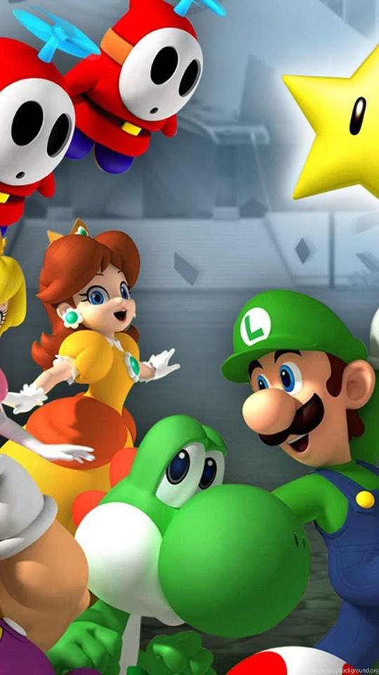 Hd Wallpaper Mario Game Wallpaper Mario And Luigi 1080p Wallpapers For Hd