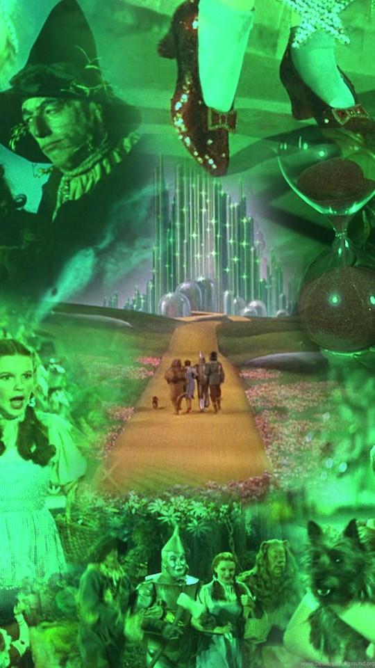 Iphone 4s Original Wallpaper Wizard Of Oz The Wizard Of Oz Wallpapers 2257952 Fanpop