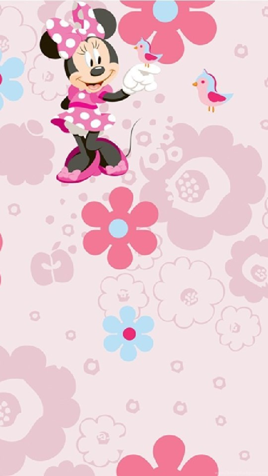 Wallpapers Hd Iphone 4s Wallpapers Minnie Mouse Desktop Background
